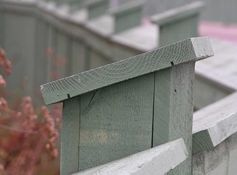 استخدام الأخشاب في منشآت البنيه التحتية