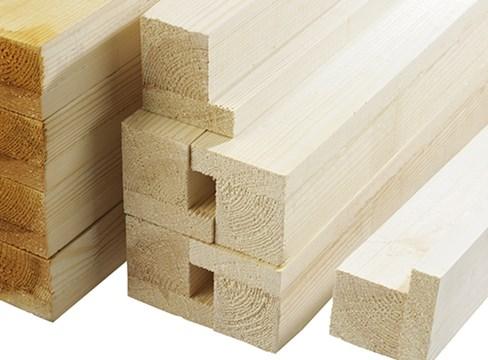 استخدام الأخشاب في قطاع النجارة