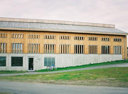 Sjömagasin i Umeå (مستودع في أوميو)