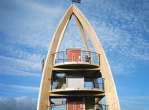 برج المراقبة Murberget - Härnösand