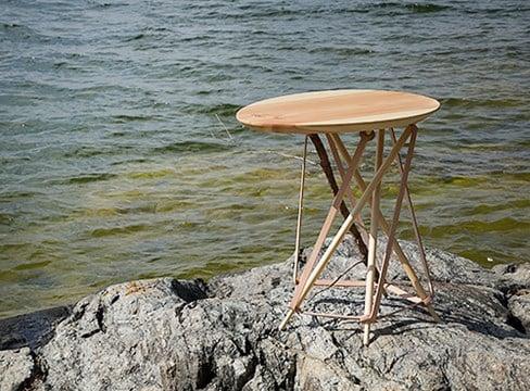 """الطاولة """"Dome"""""""