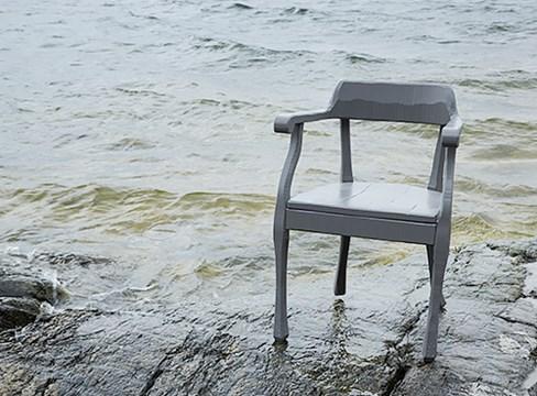 """الكرسي """"Raw"""""""