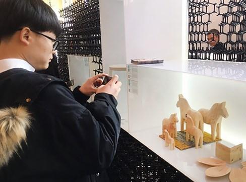 الخشب الصنوبري السويدي هو خشب المستقبل في الصين، وفقاً لتقرير الاتجاه