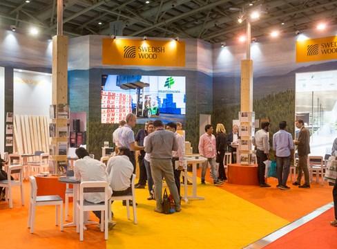 الهند لديها القدرة على أن تصبح سوقاً مهمة لخشب الصنوبر السويدي في المستقبل