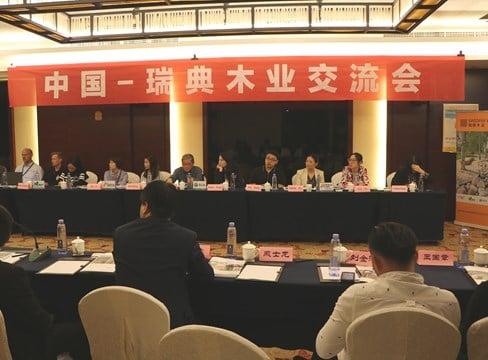 معامل نشر الخشب السويدية تُركز على قطاع السوق الجديد في الصين