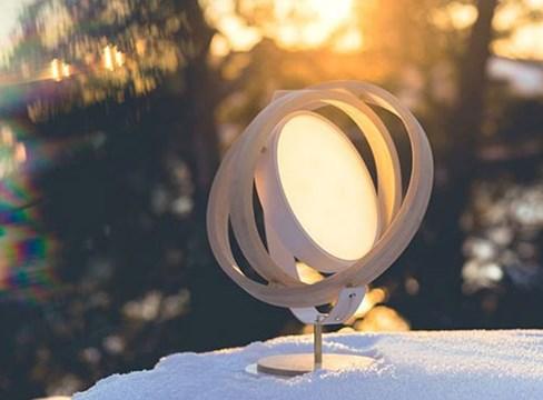 مصباح الصنوبر - إطلالة جديدة مشرقة على المصابيح المفضلة القديمة